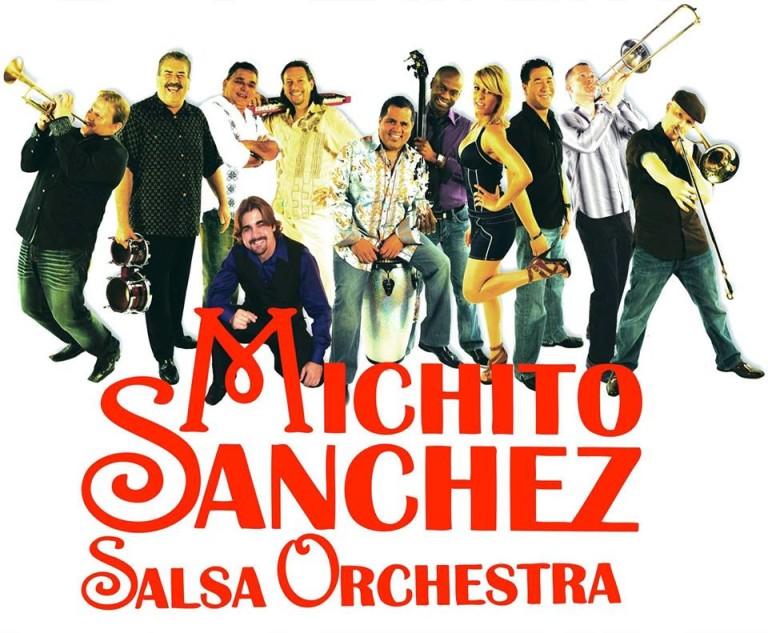 Hot Summer Salsa Concert