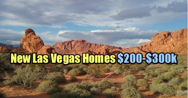 New Las Vegas Homes