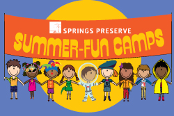 Springs Reserve Summer Fun Camps