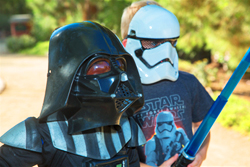 Star Wars at Springs Reserve