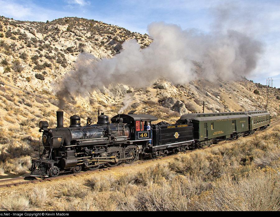 Rockin' & Rollin Geology Train Rides