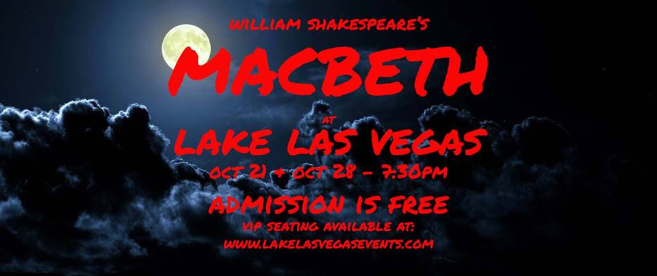 macBeth Laks Las Vegas